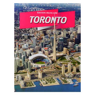 Canadian Souvenirs Gifts Souvenir Book Of Toronto French