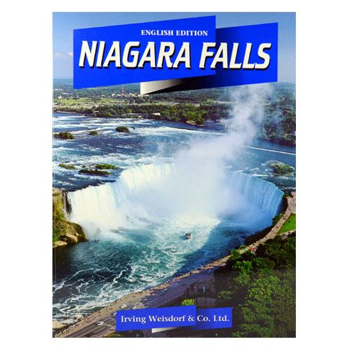 Canadian Souvenirs Gifts Souvenir Book Of Niagara Falls