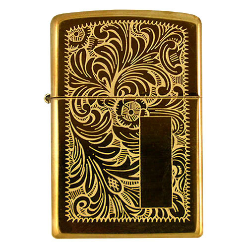 Zippo Brass Venetian Canada Souvenirs Gifts Online