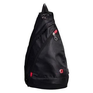 Swiss Gear Sling Bag Black Canada Souvenirs Gifts