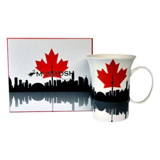 Picture of Toronto Skyline Crest Mug