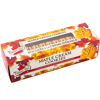 Picture of Maple Cream Cookies 200g - Turkey Hill