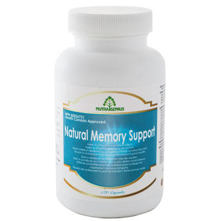 Picture of Nutragenius, Natural Memory Support,  120 capsules