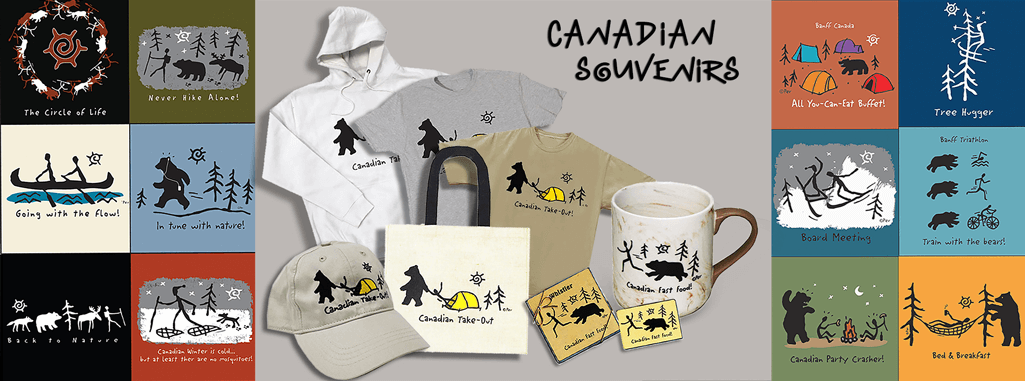 Canadian T-Shirts