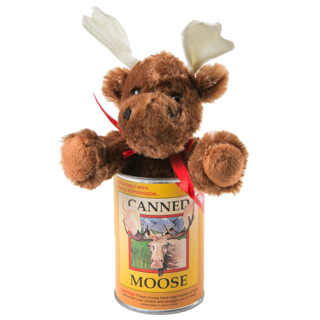 Picture of Canadian Moose Canned Critter