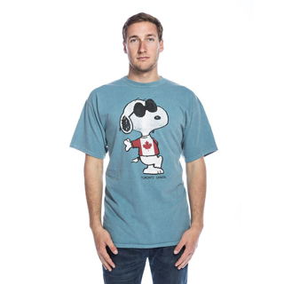 Picture of Peanuts Canada T-shirt - Adult / Unisex