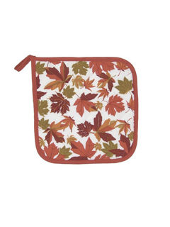 Picture of Autumn Maple Leaf Pot Holder