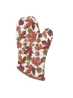 Picture of Autumn Maple Leaf Oven Mitt