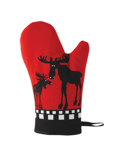 Picture of Moose Oven Mitt
