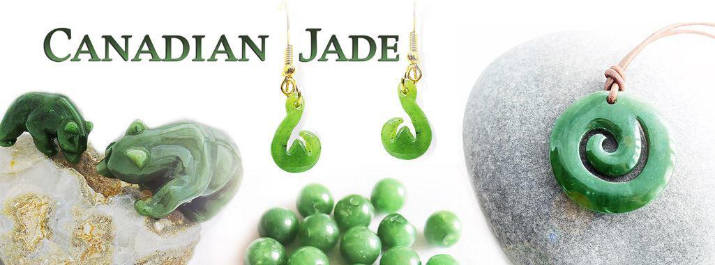 Canadian Jade Jewellry