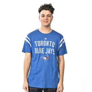 Picture of Distressed Toronto Blue Jays Logo T-shirt