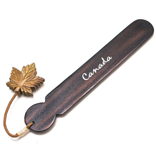 Picture of Free Gift - Maple Leaf Bookmark