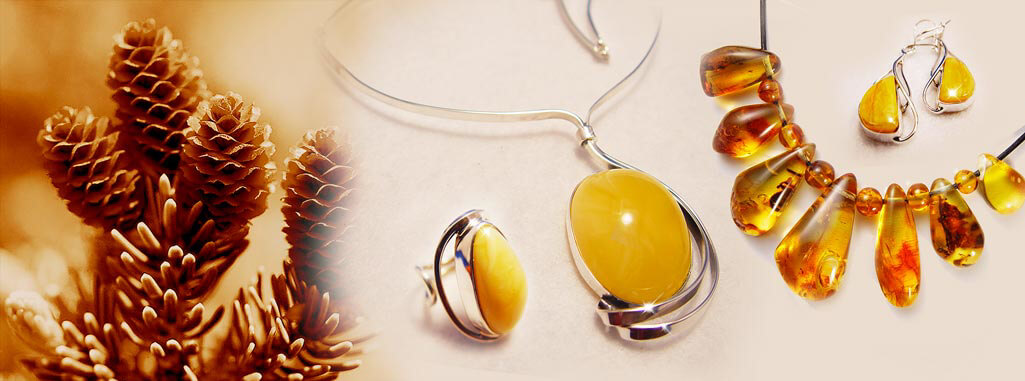 Picture for category Amber Jewelry