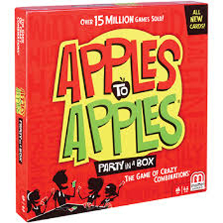 Picture of Apples to Apples  -  board games