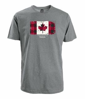 Picture of 加拿大国旗经典T恤