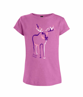Picture of Kids Moose Toronto Canada Tshirt