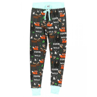 Picture of BORN TO BE WILD - PJ LEGGINGS