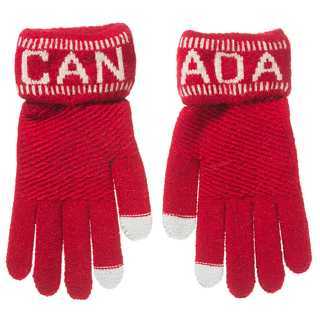 Picture of Canada Women's gloves - Red