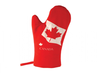 Picture of Flag Collection Oven Mitten