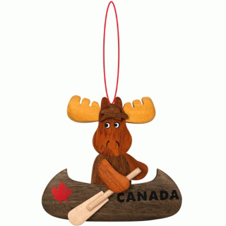 Picture of 加拿大皇家騎警聖誕裝飾