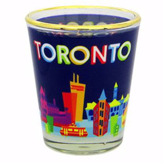 Picture of Shot Glass - Neon Toronto