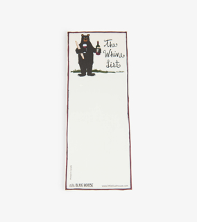 Picture of Magnetic Notepad - The Whine List